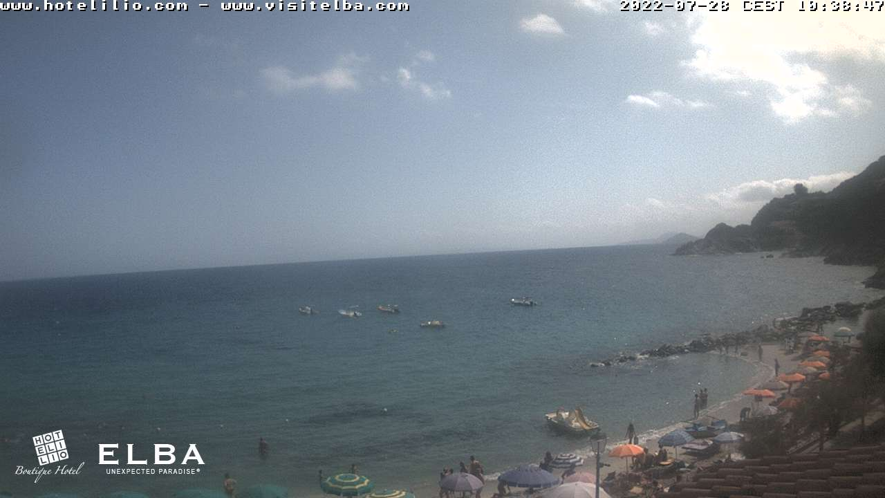 Webcam à Sant'Andrea