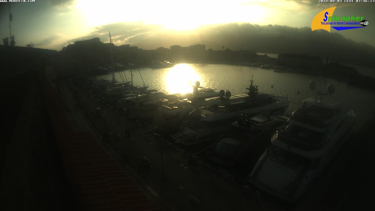 Webcam in Portoferraio