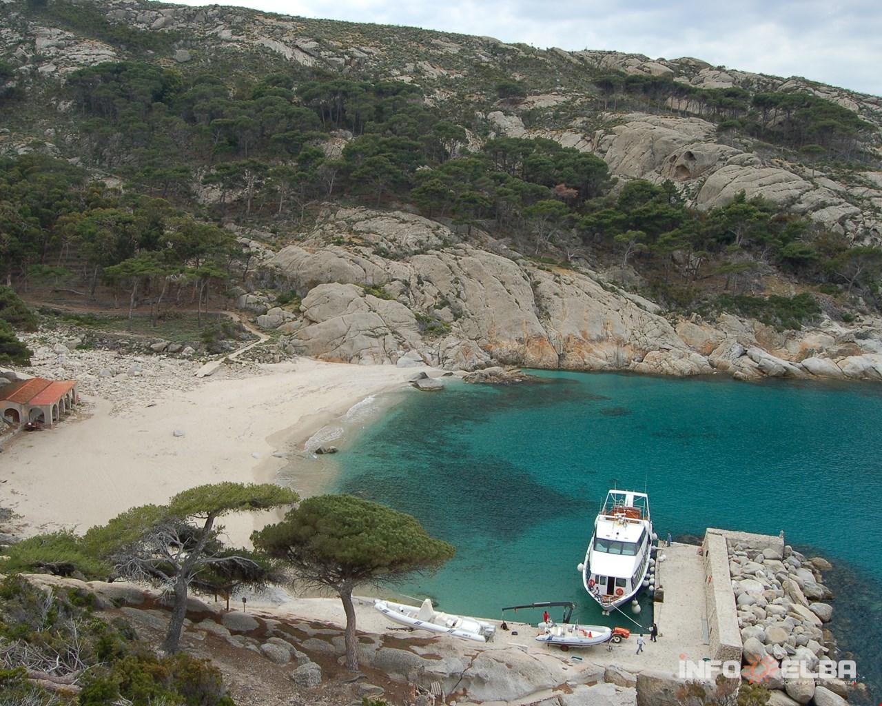 Approdo all'Isola di Montecristo