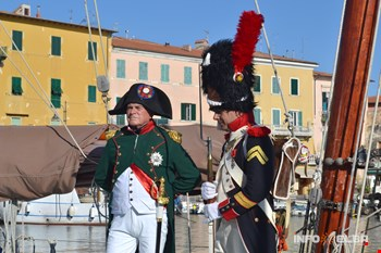 Rievocazione dello sbarco di Napoleone all'Isola d'Elba