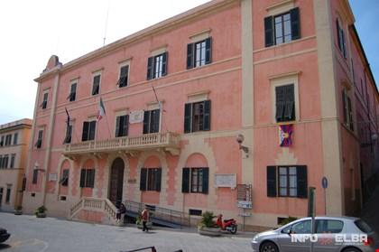 Palazzo della Biscotteria a Portoferraio, sede del Municipio