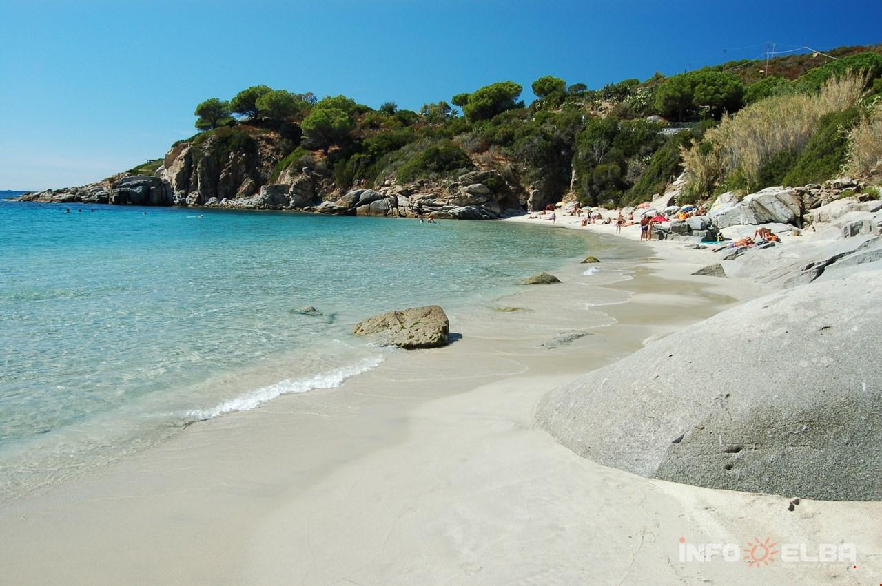 Le Spiagge Piu Belle Dell Isola D Elba