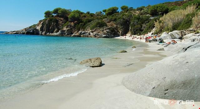Die Strände der Insel Elba und die Badeanstalten