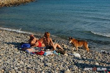 Spiaggia di Fonza - Dog beach