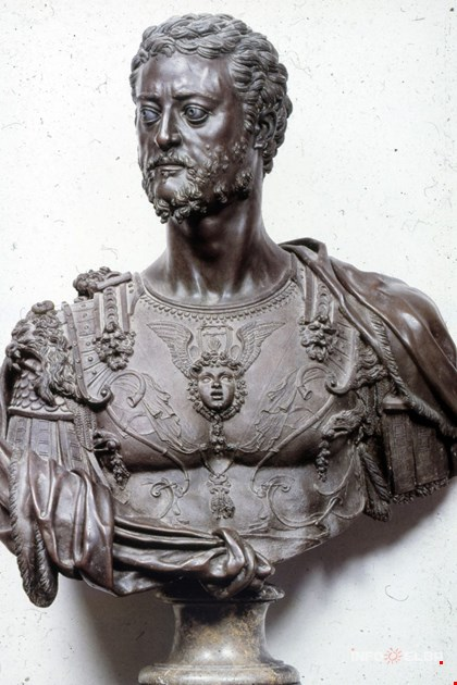 Busto Cosimo I de' Medici