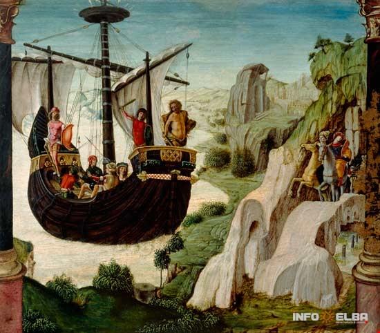 Gli Argonauti di Lorenzo Costa