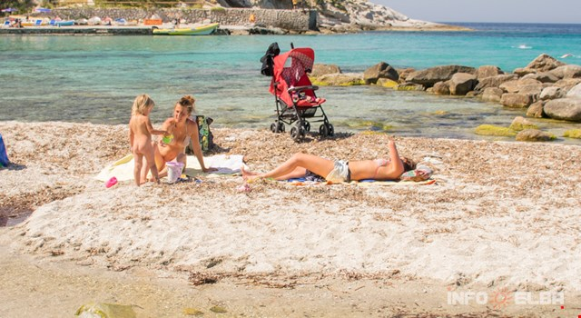 The island of Elba for families with children