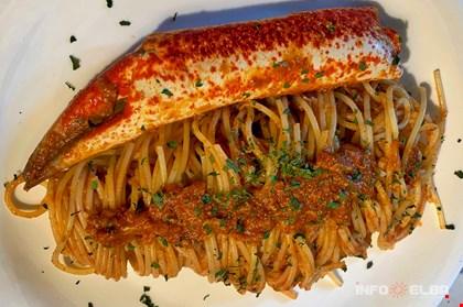 Spaghetti al sugo di Margherita