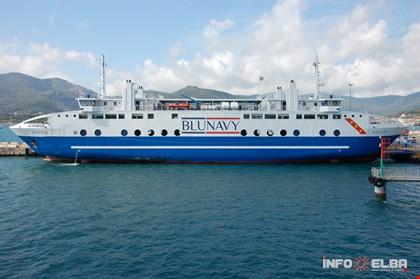 Traghetto Blu Navy 'Achaeos'