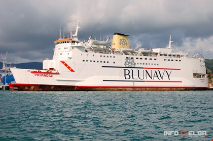Traghetto Blu Navy 'Primrose'