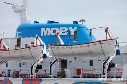 Traghetto Moby Ale
