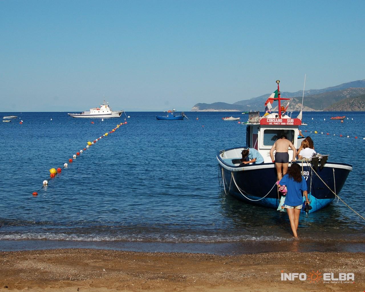 Corsia per imbarcazioni