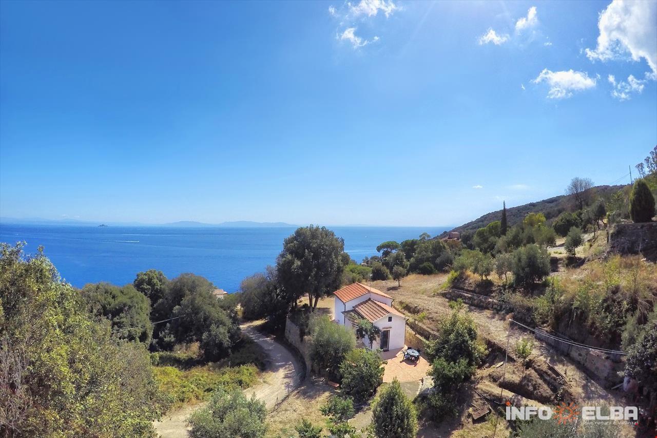Villetta Casa Sabine on the Island of Elba, in Rio Marina ...