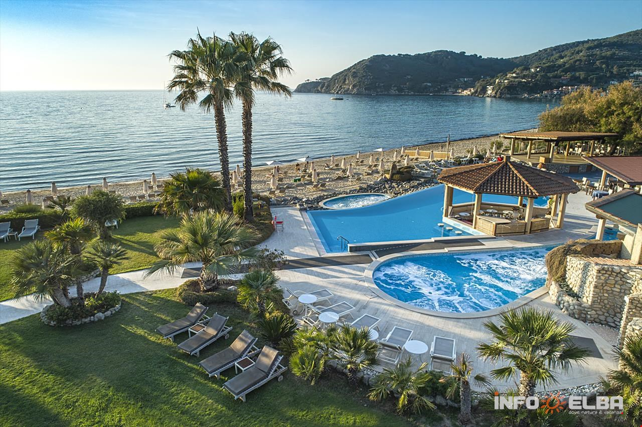Hotel Hermitage Auf Der Insel Elba In Portoferraio Loc Biodola