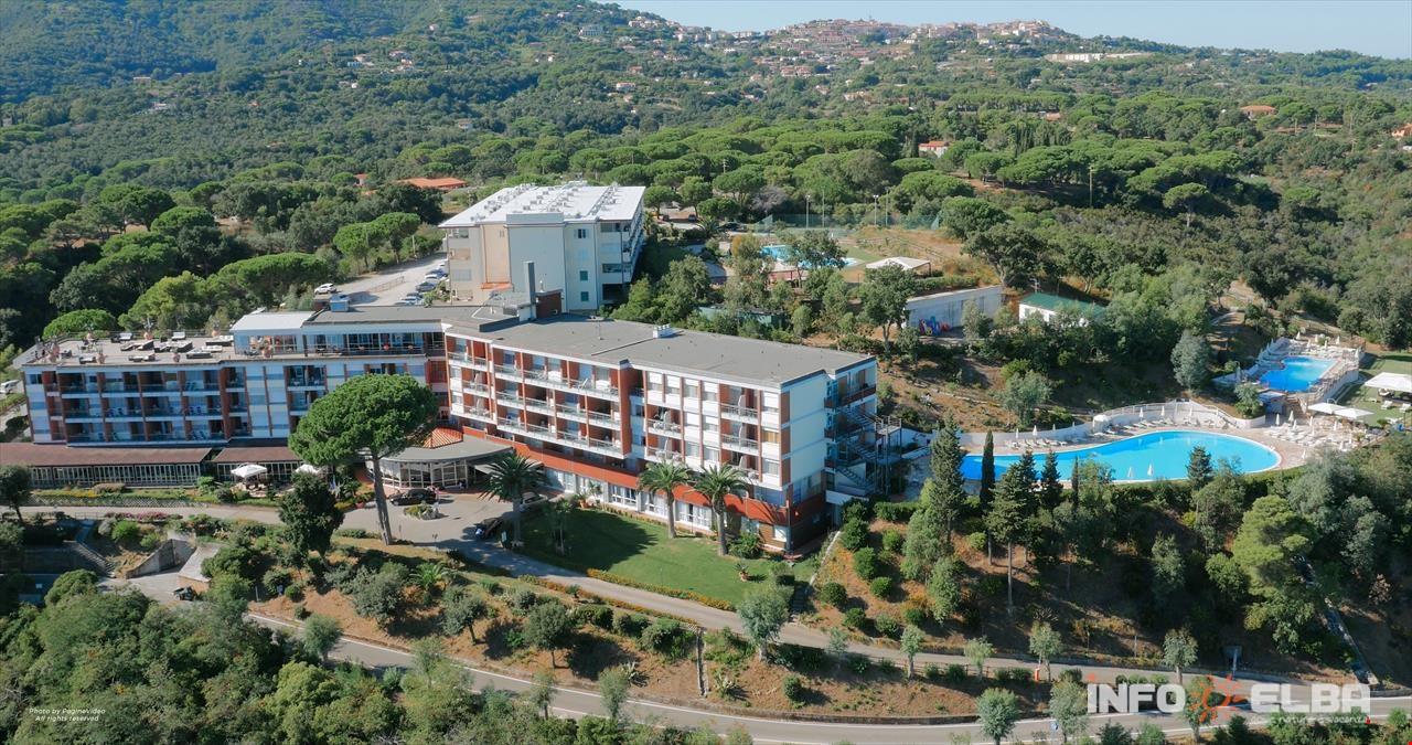 Grand Hotel Elba International Auf Der Insel Elba In Capoliveri Loc Naregno Hotels Elba